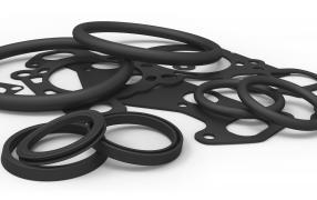 O-Rings, V-Rings, Seals